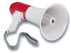 Voice Gun® Portable Loudspeaker -- Model A15-EL