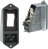 Power Entry Connectors - Inlets, Outlets, Modules -- 486-1099-ND - Image