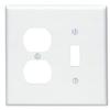 Combination Wallplates -- 80505-W - Image