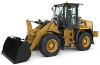 Compact Wheel Loaders -- 910K