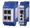 EOTec 2000 - 4 Port Cascadable 10/100 MBPS Ethernet Switch Powered Via Screw Terminals -- 2C53