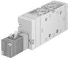 Air solenoid valve -- MVH-5-3/8-L-S-B -Image