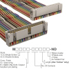 Rectangular Cable Assemblies -- M3BRK-3440K-ND -Image