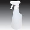 Cole-Parmer HDPE Trigger Spray Bottle, 22 oz, 4/Pk -- GO-06091-05