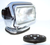 Golight Stryker Remote Control FLOOD LIGHT with Dash Mount Remote control - Chrome Color -- GL-3106-F