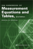 ISA Handbook of Measurement Equations and Tables, 2nd Edition -- 978-1-55617-946-4