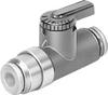 Ball valve -- QH-QS-4 - Image