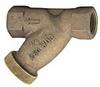 Bronze Wye Strainer -- Series 745-15