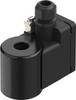 Solenoid coil -- VACC-S18-35-K4-3U-EX4ME -Image