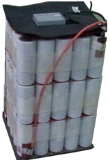Battery pack from People Energy Group