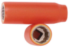 Cementex - Square Drive Insulated Socket -- IS3822L12
