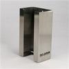 Stainless Steel Single-Box Glove Dispenser -- SAN G0801 -- View Larger Image