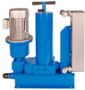 Stationary Off-Line Units with Heat Exchanger