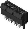 PCI Express® Micro Card Socket -- PCIE Series