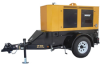 Winco RP25 - 20kW Industrial Towable Generator w/ Trailer -- Model RP25 - Image