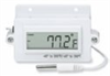 9940 - Taylor Panel-Mount LCD Thermometer w/Remote Probe; -40-150C/-40-300F -- GO-90000-30
