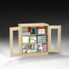 Cabinet,3 Shelves,18 x 36 x 42 In,Beige -- 8PP52