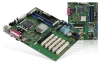 Industrial Motherboard With Intel Core 2 Duo/ Pentium 4/ Celeron D Processor -- IMBA-880
