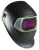 3M Speedglas 100 07-0012-31BL-HA Black Helmet Assembly - Auto-Darkening Lens - Battery Powered - 3.66 in Viewing Width - 1.73 in Viewing Height - 051131-49529 -- 051131-49529 - Image