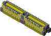 Shielded High Speed Terminal Strip -- QMSS-DP Series - Image