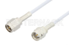 SMA Male to Reverse Thread SMA Male Cable 36 Inch Length Using RG188 Coax, RoHS -- PE35367LF-36 -- View Larger Image