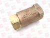 """CONBRACO 61-102-01 ( 3/8""""BALL-CONE CHECK VLV BRZ ) -Image"""