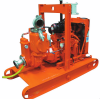 Diesel/Electric Drive Auto Prime Contractor Pump -- CP80i - Image