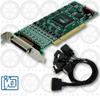 Universal PCI, RS-485 Serial Interface Cards -- LPCI-COM485-8