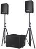Active 3-Piece Speaker System -- 79802
