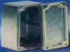 ENCLOSURE, WALL MOUNT, ALUMINIUM; ENCLOSURE TYPE:WALL MOUNT; ENCLOSURE MATERIAL:ALUMINIUM; BODY COLOR:UNFINISHED; EXTERNAL HEIGHT - IMPERIAL:8.82