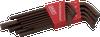 13 Pieces SAE Extra Long Arm S2 HeX Key Set -- 68713XL - Image