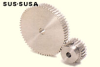 140mm PD Stainless Steel Spur Gears -- SUSA2.5-56