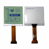 Display Modules - LCD, OLED, Graphic -- NHD-C128128CZ-FN-GBW-ND -Image