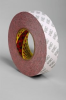 3M 469 Red Bonding Tape - 1 1/2 in Width x 60 yd Length - 5.5 mil Thick - Silicone-Coated Paper Liner - 38390 -- 021200-38390