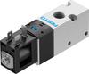 Air solenoid valve -- VUVS-LK25-M32C-AD-G14-1B2-S -Image