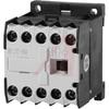 MINI CONTACTOR; 3 POLE; 6 AMP; FRAME A;1NO AUX; 120VAC COIL -- 70056494