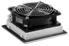 Enclosure Cooling Fan ABS, Gray Grille - ABS, Gray -- 78351020002-1