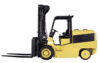Cushion Tire Electric Powered Forklift, Elwell-Parker - Image