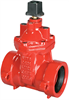Gate Valve – Ductile Iron, Irrigation, PVC Ends -- PCR-619-RW