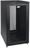 SmartRack 24U Mid-Depth Rack Enclosure Cabinet -- SR24UB -- View Larger Image