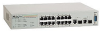 Allied Telesis AT FS750/16 WebSmart Switch - Switch - manage -- AT-FS750/16-10