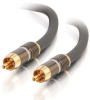 25ft SonicWave® Bass Management Subwoofer Cable -- 2213-45452-025