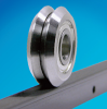 Linear Motion Products Guide Wheel W3 Series -- Model W3LLSS-Image