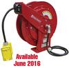 Heavy Duty Spring Retractable Cord Reel -- L 70075 123 7A
