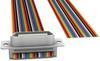 D-Shaped, Centronics Cables -- M7KXK-2410R-ND -Image