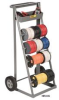 All-Welded Wire Reel Caddy -- HRT4-8S -Image