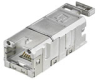 Passive Industrial Ethernet IP67 Plug-In Connector Inserts RJ45 -- IE-BI-RJ45-FJ-A