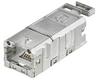 Passive Industrial Ethernet IP67 Plug-In Connector Inserts RJ45 -- IE-BI-RJ45-FJ-A - Image