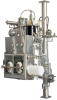 Pressofiltro®/ Turbodry® Pharmaceutical Design Pilot Plant Agitated Nutsche Filter / Filterdryer -- PF/TD 5 - Image
