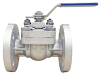 Type T In-Line Repairable Metal Seated Ball Valves -- TE-150/300/600